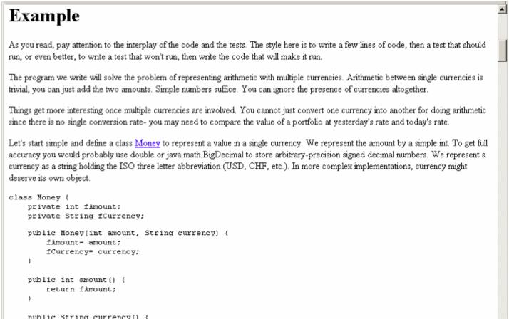 fwdocs:junit_example png [DRIVER - A platform for